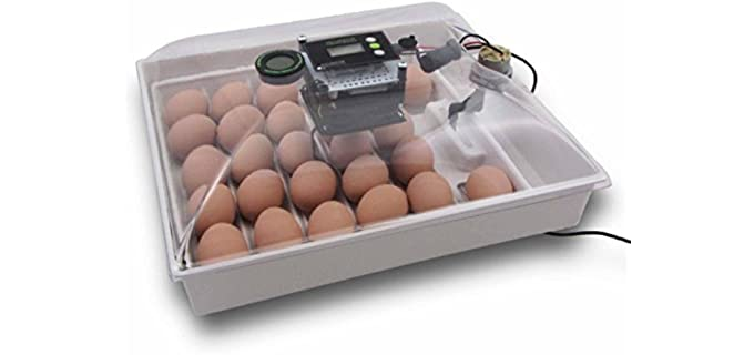 IncuView All-In-One Automatic Egg Incubator - Chicken Egg Incubator