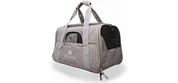 Jet Sitter Super Fly - Hamster Carrier Bag