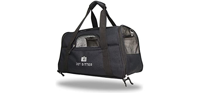 Jet Sitter Super Fly - Carry Bag for Hamsters