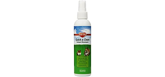 Kaytee Clean Critter Dry Shampoo - Shampoo for Guinea Pigs