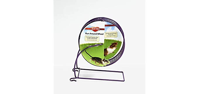 Kaytee Run-Around Exercise Wheel - Hedgehog Wheel
