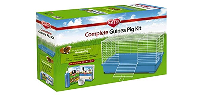 "Kaytee Complete Guinea Pig Kit - Guinea Pig""s Cage"