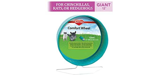 Kaytee Comfort Wheel Giant 12 - Hedgehog Wheel