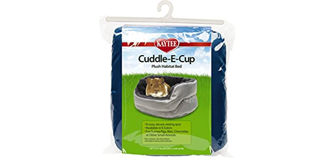 Kaytee E-Cup Bed - Toy for a Guinea Pig