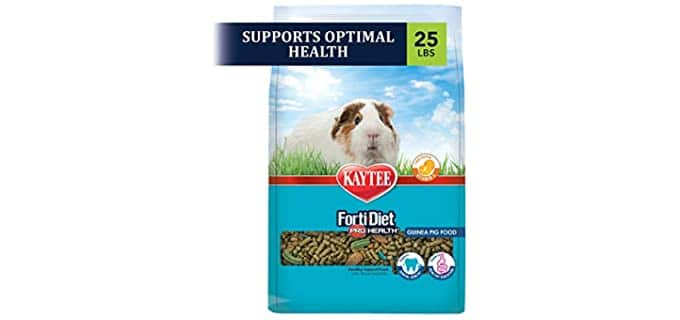 Kaytee Forti Diet Pro Health Guinea Pig Food - Guinea Pig's Food