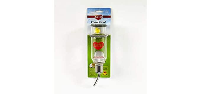 Kaytee Chew-Proof Water Bottle - Water Bottle for Hamsters