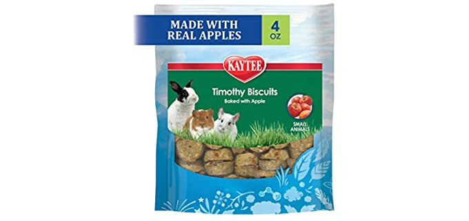 Kaytee Timothy Biscuits Baked Treat - Sugar Glider Food Affordable