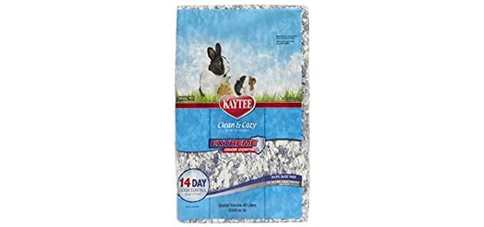 Kaytee Clean and Cozy Extreme Odor Control - Bedding For Chinchillas