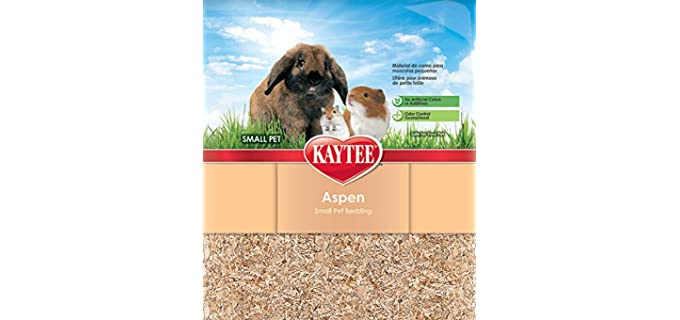 Kaytee All Natural Aspen Bedding - Hedgehog's Bedding