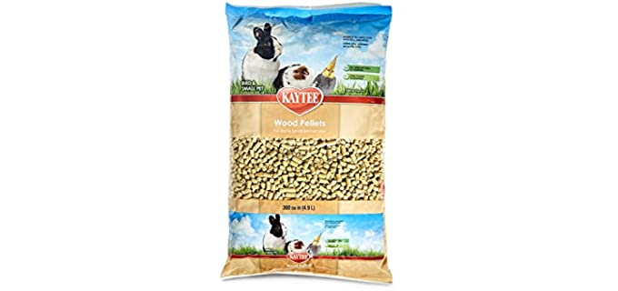 Kaytee Wood Pellets for Pets - Litter for Rabbits
