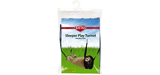 Kaytee Super Play Tunnel Hanging Tube - Toy for a Chinchilla