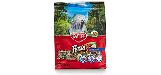 Kaytee Fiesta Parrot Food - Food for Parrots