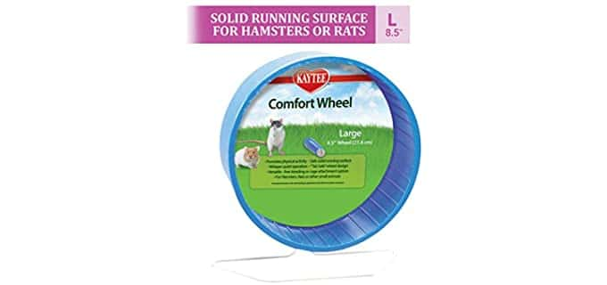 "Kaytee Comfort Wheel 8.5"" Large - Wheel for Hamsters"