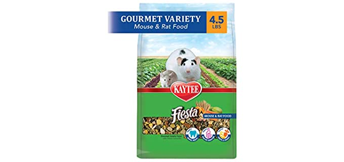 Kaytee Fiesta Mouse and Rat Food - Rat's Food