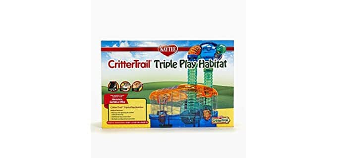 Kaytee Critter Trail 3 - Hamster's Cage