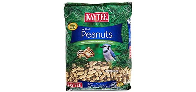 Kaytee Peanuts - Peanuts in Shell for Wild Birds