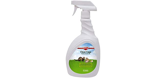 kAYTEE Clean and Cozy - Odor Control Cage Cleaner for Hamsters