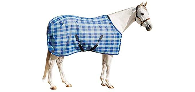 Kensington Platinum SureFit - Horse Fly Sheets