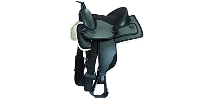 Kincade Redi-Ride - saddle for Kids