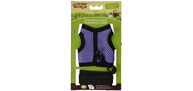 Living World Bunny Harness - Harness for Rabbits