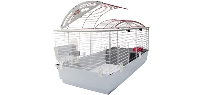 Living World Deluxe Habitat - Cage for Rats