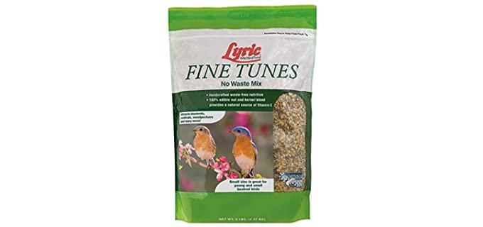 Lyric 2647439 - Fine Tunes No Waste Bird Seed Mix