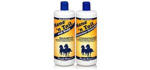 Mane N' Tail Shampoo and Conditioner - Horse's Shampoo