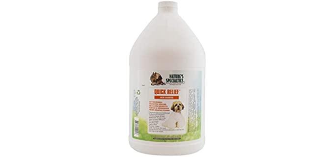 Nature's Specialties Mfg Quick Relief Neem Shampoo - Guinea Pig Shampoo