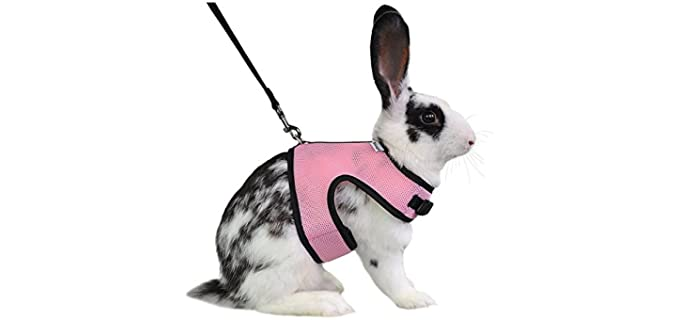 Niteangel Adjustable Soft Harness - Rabbit's Harness