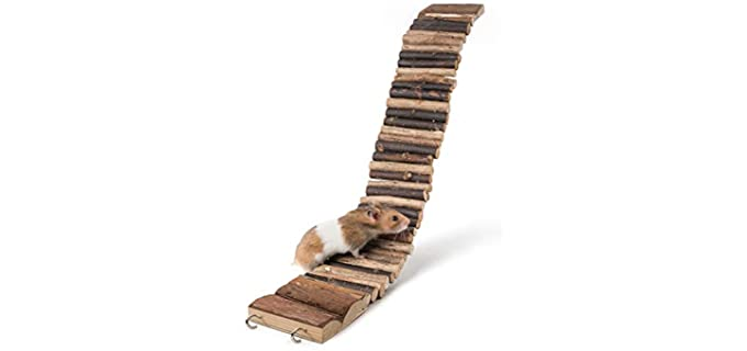 Niteangel Suspension Bridge for Hamsters - Toy for Your Hamster
