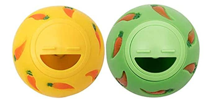 Niteangel Treat ball - Toys for Your Rat