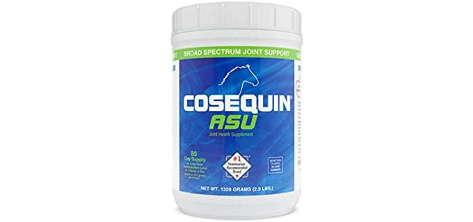 Nutramax Cosequin ASU Joint Powder - Horse's Joint Supplement