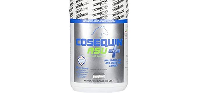 Nutramax Laboratories Cosequin ASU Plus Supplement - Supplement for Horse Joints