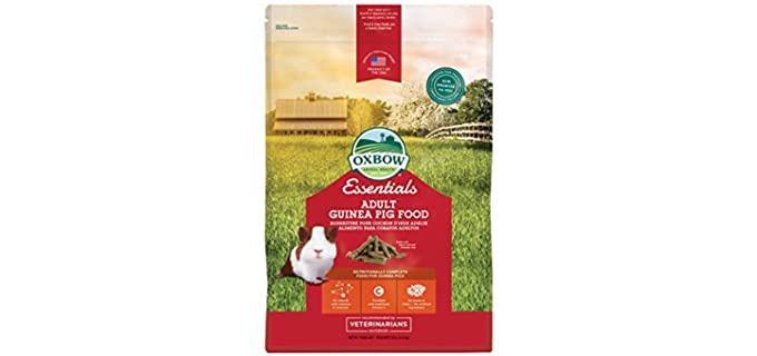 Oxbow Essentials Adult Guinea Pig Food - Food for Guinea Pigs