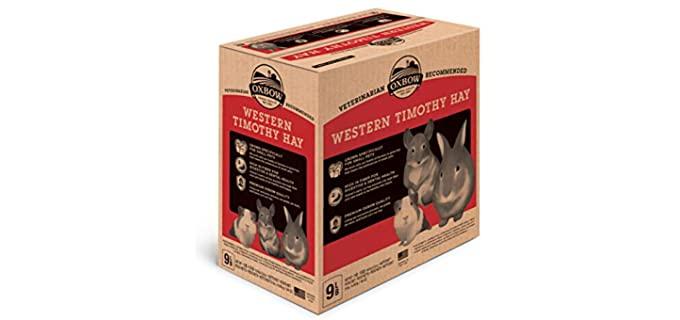 Oxbow Timothy Hay - Rabbit Hay
