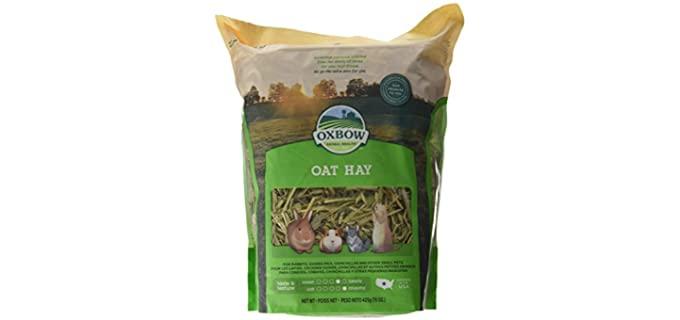 Oxbow 15 oz. Oat Hay - Rabbit Hay