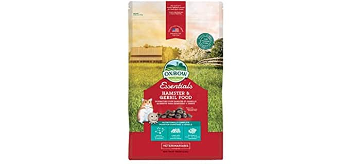 Oxbow Animal Health Hamster - Food for Hamsters