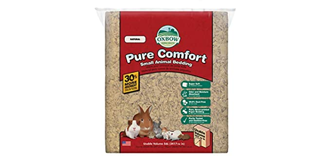 Oxbow Pure Comfort Bedding - Substrate and Bedding for Rats