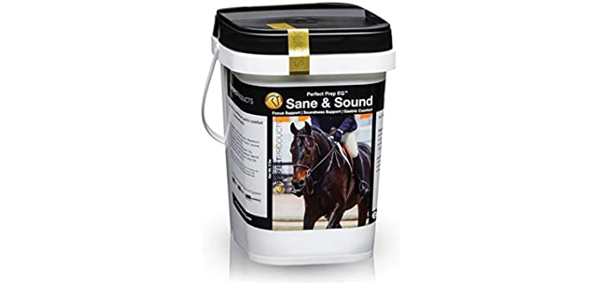 Perfect Prep EQ Sane And Sound - Calming Supplement for Horses