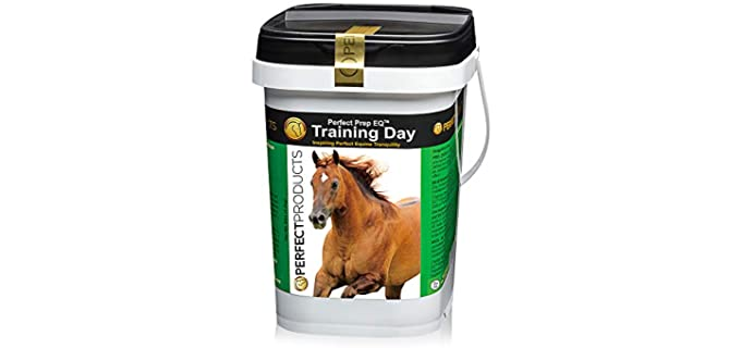 Perfect Prep EQ Training Day Calming Supplement - Calming Supplement for Horses