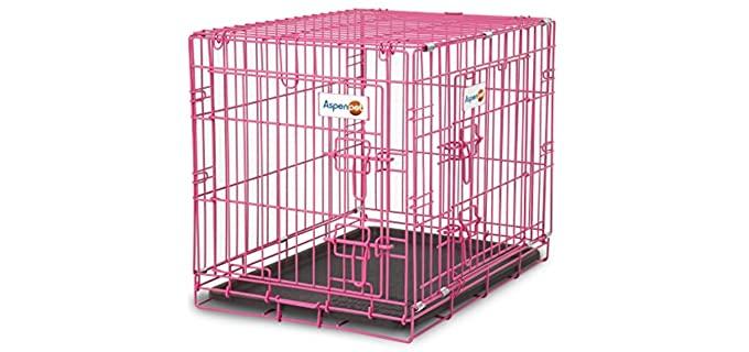 Petmate 2-Door Training Retreat Crate - Puppy's Crate