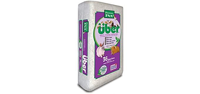 Premier Pet Uber Soft Paper Bedding - Rat Bedding and Substrate