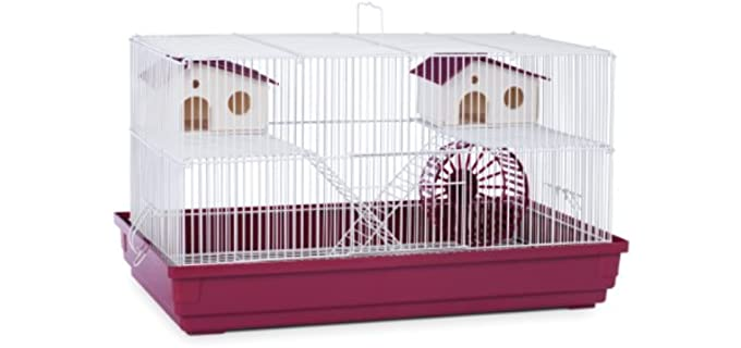 Prevue Hendryx Deluxe - Cage for Hamsters
