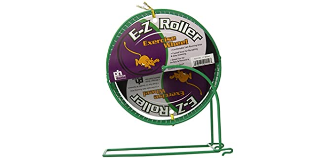 Prevue Pet Products Wire Mesh Hamster Wheel - Hamster Wheel