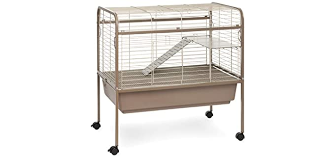 Prevue Pet Small Animal Home on Stand - Best Hedgehog Cages