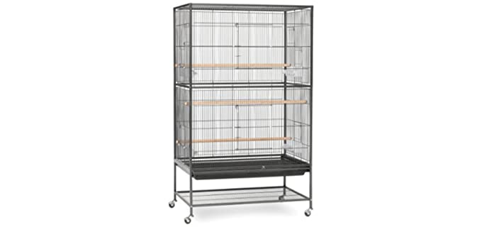 Prevue Hendryx Wrought Iron Flight Cage - Cage for Sugar Gliders