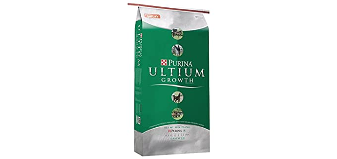Purina Ultium Growth - Horse Food for Weight Gain