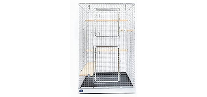 Crafters Chinchilla Mansion - Chinchilla Cage