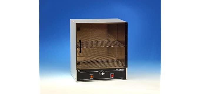 Quincy Acrylic See-Through Door Incubator - Reptile's Incubator