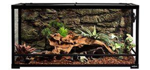 Repti Zoo Flat Packed Glass Terrarium - Corn Snake's Enclosure